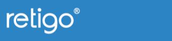 Retigo logo blue
